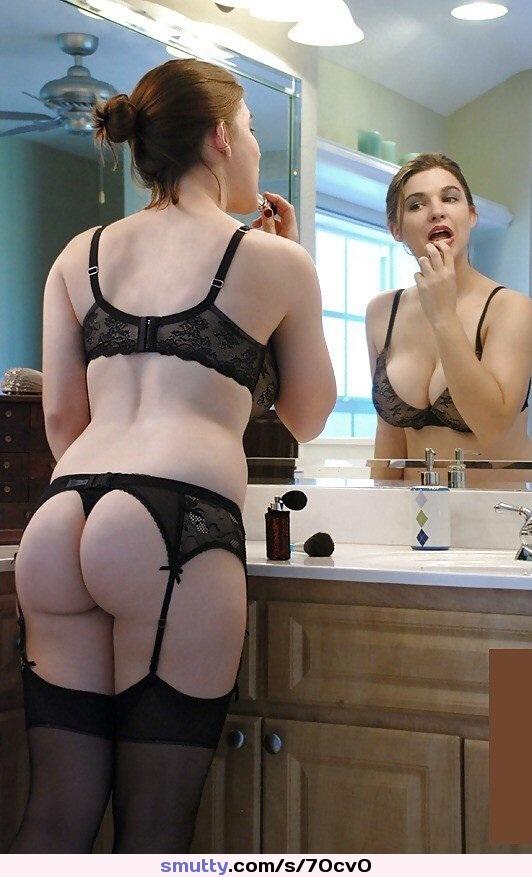 Wicked Ukrainian slut Alina Long loves Nina Lawlesss transsexual cock in her pussy photo 3