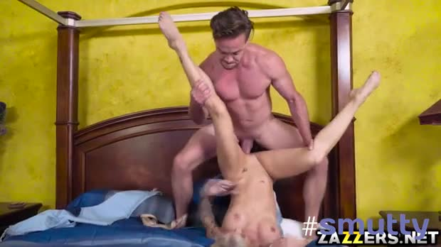 Mature Brittany Bardot Shows Her Huge Anal Prolapse In Solo Masturbation photo 3